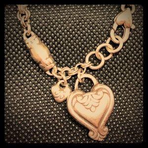 Brighton Blaire Heart Bracelet